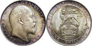 エドワード銀貨
