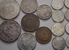 明治の金貨・銀貨・銅貨