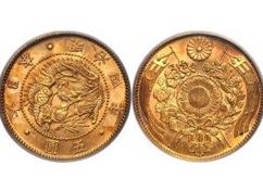 旧1円・2円・5円金貨