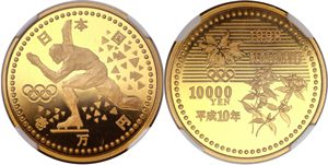 冬季大会記念硬貨