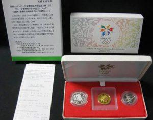 オリンピック金貨