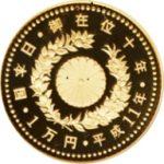 壱万円金貨