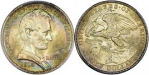 リンカーン銀貨