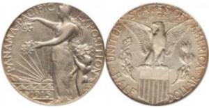 パナマ銀貨