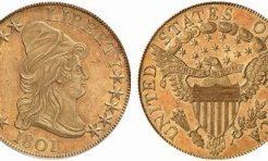 アメリカの10ドル金貨
