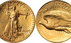 ハイレリーフ金貨