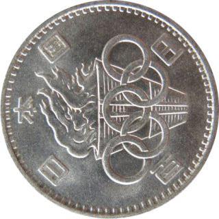 東京オリンピックコイン
