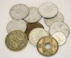古銭や記念硬貨を処分するなら買取がオススメ