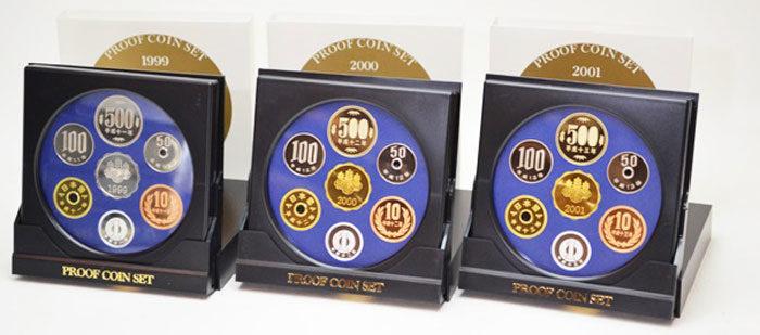 オールドコインメダルシリーズプルーフ貨幣セット
