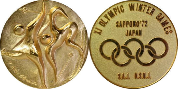 岡本太郎メダル