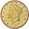 米国の金貨