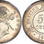 ホンジュラス50セント銀貨