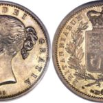 ヤングヘッド プルーフクラウン銀貨