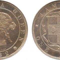 ジャマイカのペニー貨