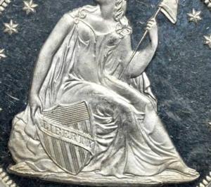 17世紀 チューリッヒの都市景観ターラー銀貨について