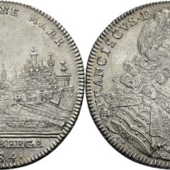 ニュルンベルク都市景観銀貨