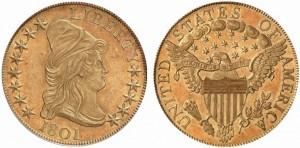 リバティキャップ10ドル金貨