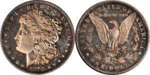 モルガン銀貨