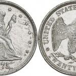 20セント銀貨