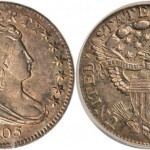 米国ダイム銀貨