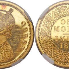 モハール金貨