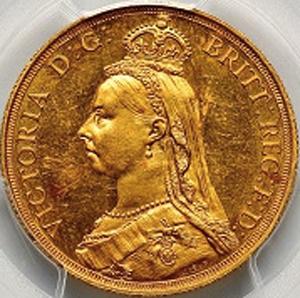 ヴィクトリア金貨