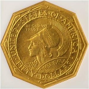 パナマ金貨