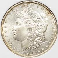 アメリカ銀貨