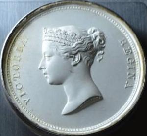 ビクトリア メダル