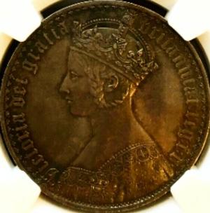 ビクトリア銀貨