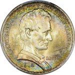 1918年リンカーン50セント銀貨