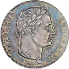 ナポレオンプルーフ銀貨