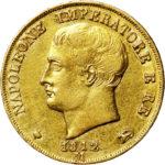 イタリア20リレ金貨