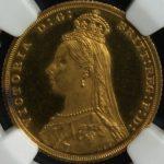 プルーフ ソブリン金貨