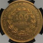 100クローネ金貨
