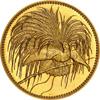 1895年極楽鳥金貨