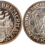 1927年5マルク銀貨