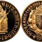 エリザベス金貨