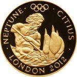 ネプチューン1000ポンド金貨