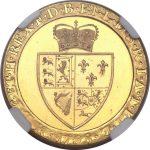 英国 イギリス ジョージ3世 ギニー金貨 試鋳貨 1798年 NGC PF64 ULTRA CAMEO プルーフ