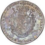 ドイツ バンベルク 都市景観 ターラー銀貨 ターレル 1800年 NGC MS61