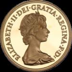 エリザベス2世のコイン